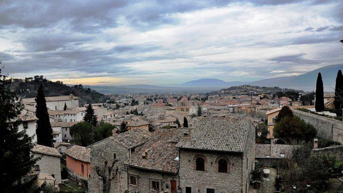 Lavoro a Spoleto