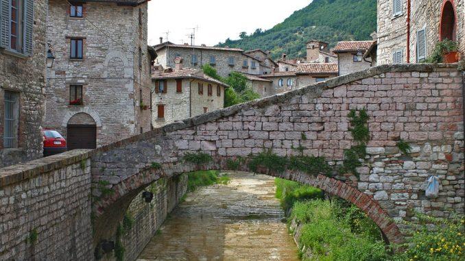Estate castellese in Umbria