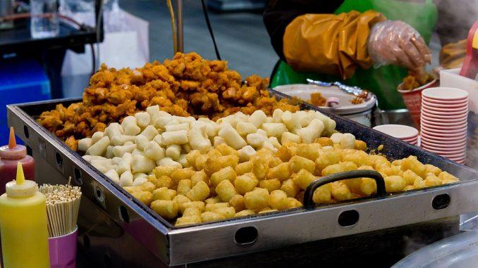 Street food a Gualdo
