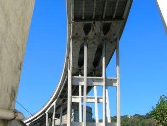 Crollo ponte